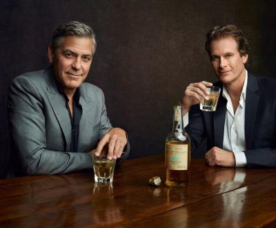 George Clooney made nearly twice as much as The Rock last year - and he has tequila to thank