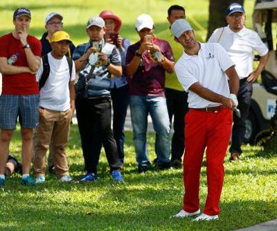 Campillo, Frittelli lead Maybank, Westwood in contention