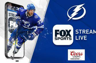 PROGRAMMING ALERT: Alternate channel information for Lightning-Sharks on Jan. 19
