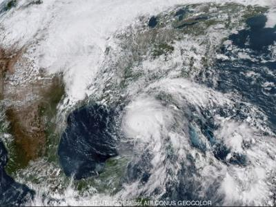 Hurricane Michael, An 'Extremely Dangerous' Category 4 Storm, Heads Toward Florida