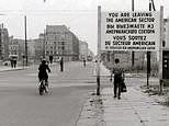 Fascinating photos show what life was like in East and West Berlin at the height of the Cold War