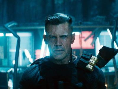 Deadpool 2: Josh Brolin Knocks It Out of the Park With His Latest Villain, Cable