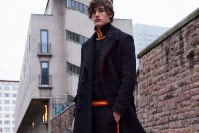 Givenchy's 2017 Pre-Fall Collection Harnesses the Architecture of Copenhagen