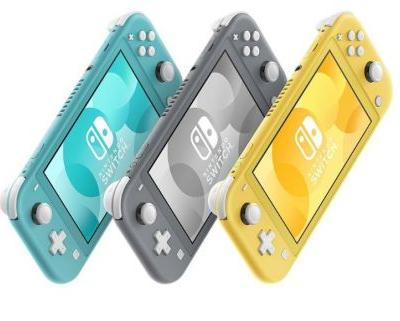 Where can I pre-order the Nintendo Switch Lite?