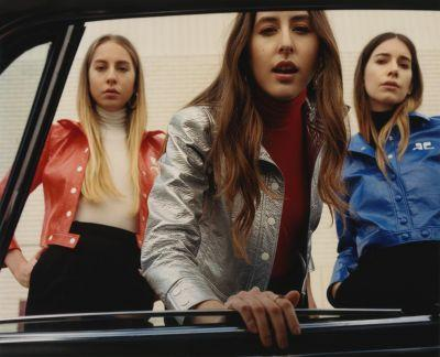 "Stop What You're Doing ""Right Now"" Because Haim Is Back with Brand New Music"