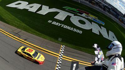 Clash at Daytona results: Joey Logano takes the checkers with crazy finish