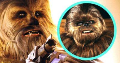 Chewbacca's Son in the Star Wars Holiday Special Is