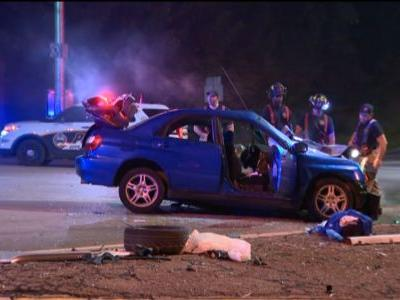 Mother faces charges after driving drunk in wrong-way crash that left child in critical condition