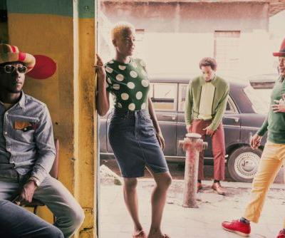"""Levi's Vintage Clothing Heads to Jamaica for Fall/Winter 2018, """"Rockers"""""""