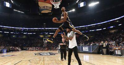 NBA Players React To The 2017 Slam Dunk Contest