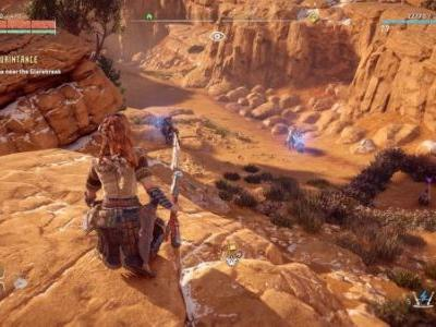 A God of War developer put the spear in Horizon Zero Dawn