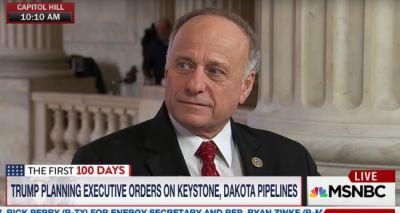 Steve King's Tweet Was So Bad Even Republicans Are Going After Him