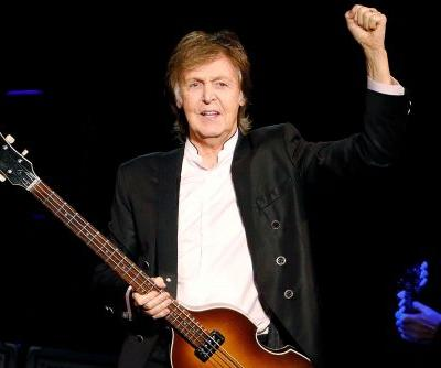 Paul McCartney warns fans: Don't be like me and eat too much