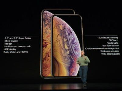 Repairing an iPhone XS Max will cost $150 more than buying a new iPhone 7