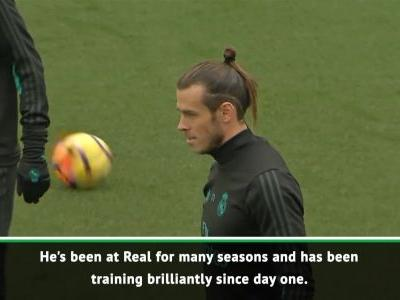 Motivated Bale is important for our future - Lopetegui