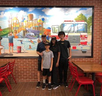 Local Entrepreneur Opens Second Firehouse Subs Restaurant in Pembroke Pines