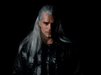 Here's Our First Look At Henry Cavill In Netflix's THE WITCHER