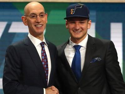 Grayson Allen: I was hoping the Jazz would pick me