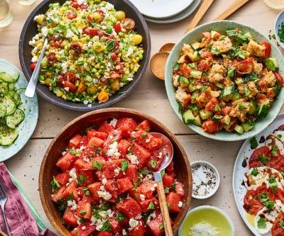 Every Single Summer Salad Recipe You'll Ever Need