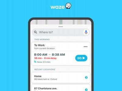 Waze adds lane guidance, trip suggestions, traffic notifications, and more