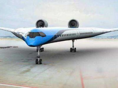 This plane might one day carry passengers in its wings