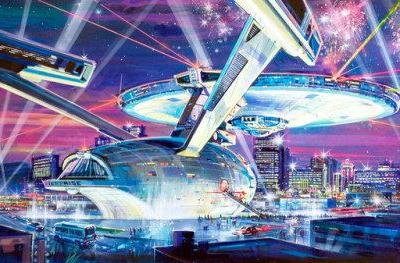 Universal Creating Star Trek Land to Compete with Star Wars
