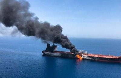 Iran shouldn't be hastily blamed for Gulf of Oman tanker incident - Moscow