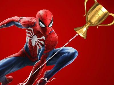 Marvel's Spider-Man PS4 Trophy List Is Full Of Puns & Comic References