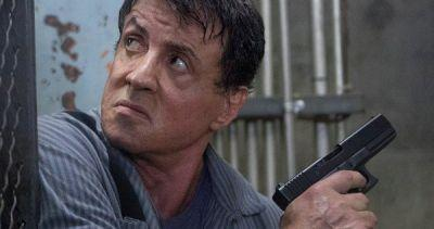 Stallone Teases a Robot Brawl in Escape Plan 2 Set Video
