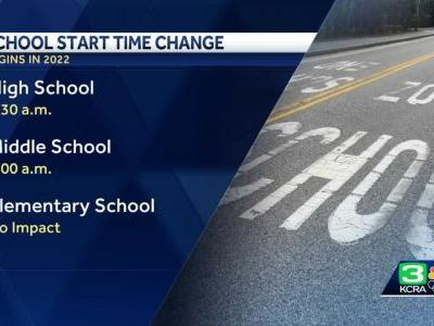New law mandates later school start times in California