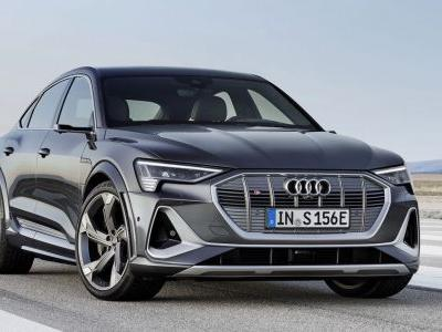 The New Triple Motor Audi E-Tron S Develops 500bhp And Nearly 1000Nm