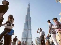 Dubai Tourism speaks about visitor increase by 0.8% last year