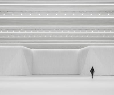 Renovation of the Multi-Function Hall in Central Academy of Fine Arts / Architecture School of CAFA