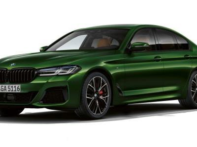 BMW 5 Series Facelift Revealed with M550 xDrive Confirmed for South Africa