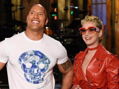 The Rock Is An Evil Superhero Running For President On Saturday Night Live