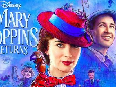 Mary Poppins Returns Went Right Back To P.L. Travers' Books
