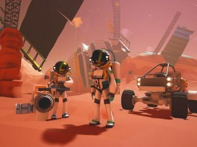 Astroneer's 'Rover Update' brings game-changing improvements to vehicles