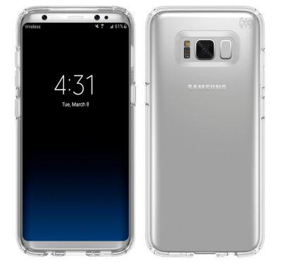 Galaxy S8 & LG G6 Surface Yet Again With Crystal Clear Cases
