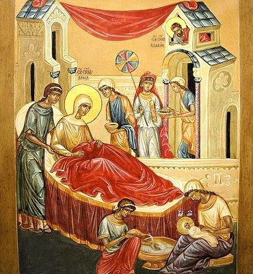 Feast of the Nativity of Mary