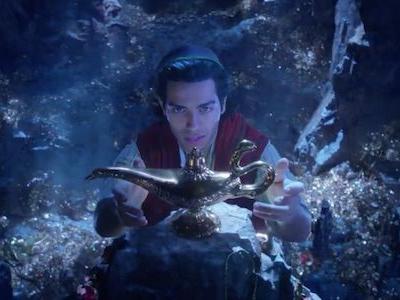 Disney's Aladdin Trailer Is Magical And Mysterious