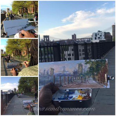 New York Impressions - Studies and Miniatures