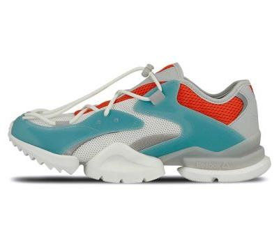 Reebok Reworks Run.r 96 Silhouette With Pops of Color