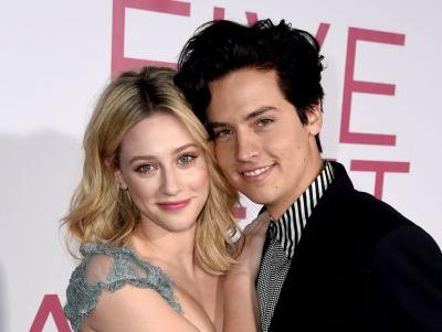 Cole Sprouse and Lili Reinhart Pack On the PDA at the 'Five Feet Apart' Premiere