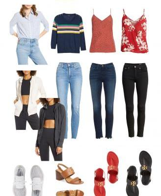 Nordstrom Anniversary Sale 2019 Outfit + Shoe Haul
