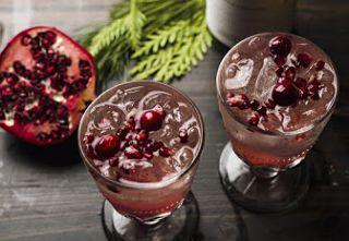 Low-Carb Holiday Sangria