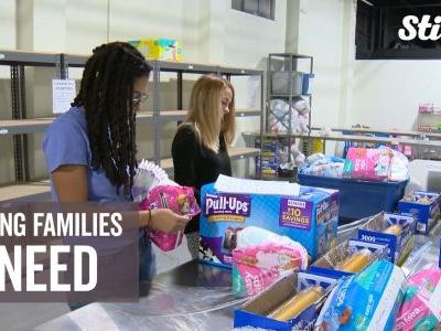 'It's time to raise the stakes': Nonprofit aims high to help families in need
