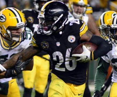 Le'Veon Bell agrees to sign with Jets from $52.5M