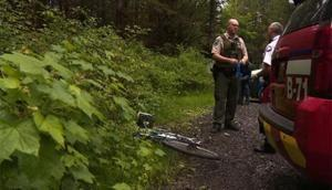 Cougar attack kills mountain biker
