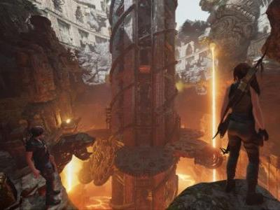 The Forge Is the First of Seven Shadow of the Tomb Raider Add-ons
