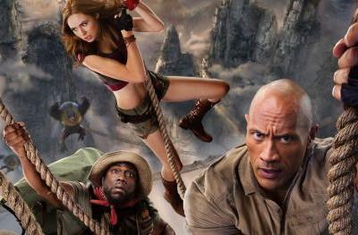 Jumanji 3 Is Ready to Swipe Box Office Crown from Frozen 2 This